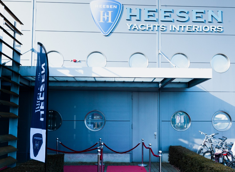Image for article Heesen Interiors celebrates opening of new expanded facility