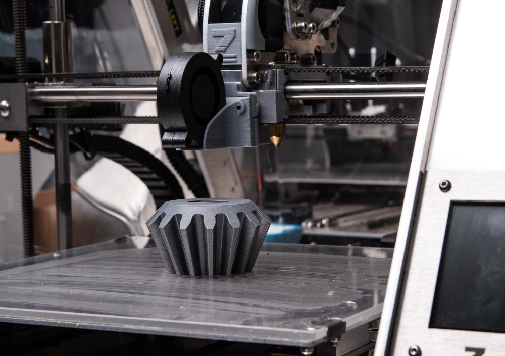 Image for article Additive manufacturing and the supply chain