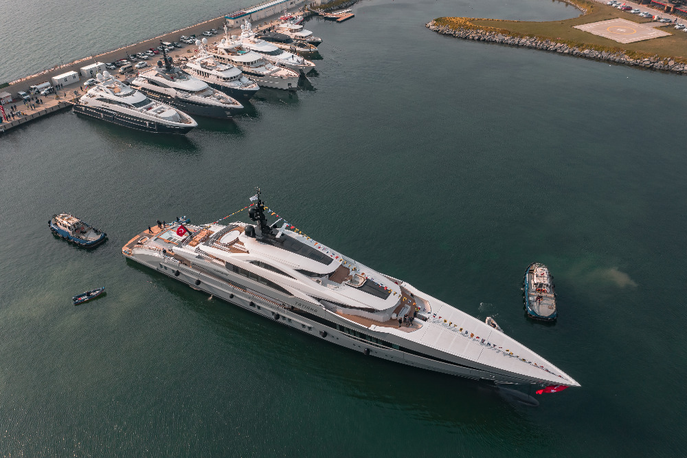 Image for article Bilgin Yachts, building yachts