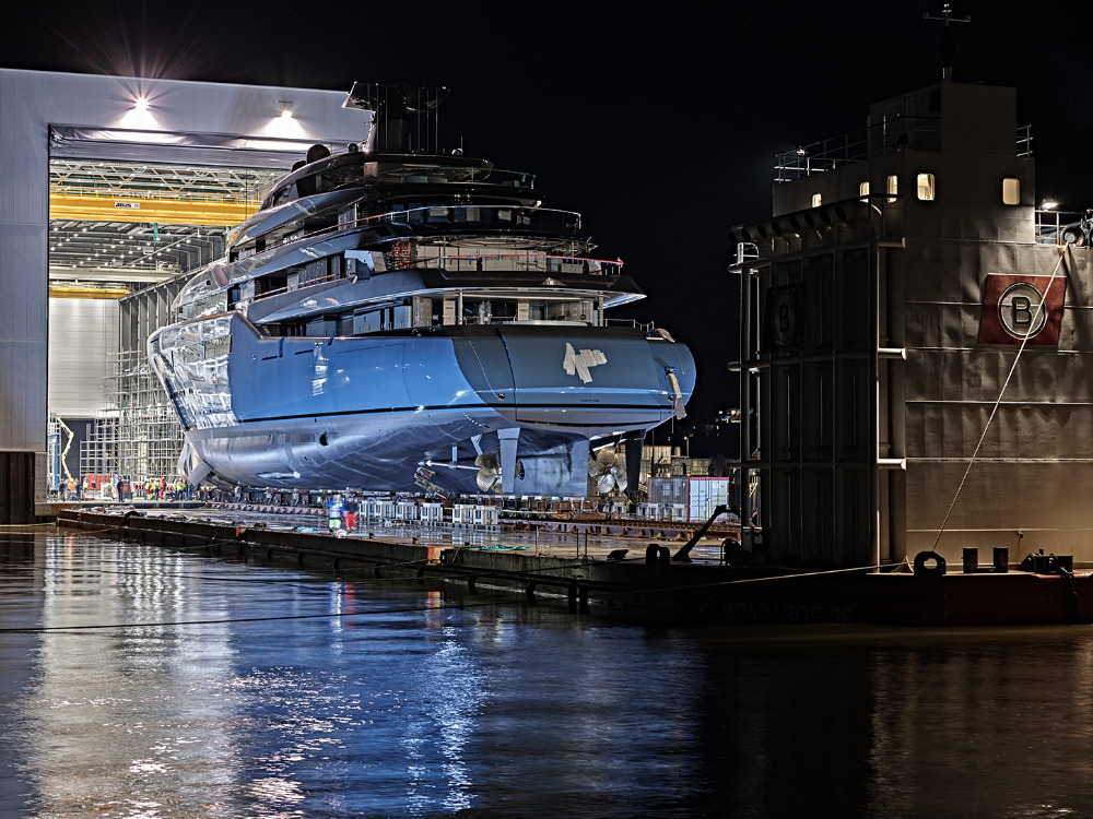 Image for article German superyacht activity