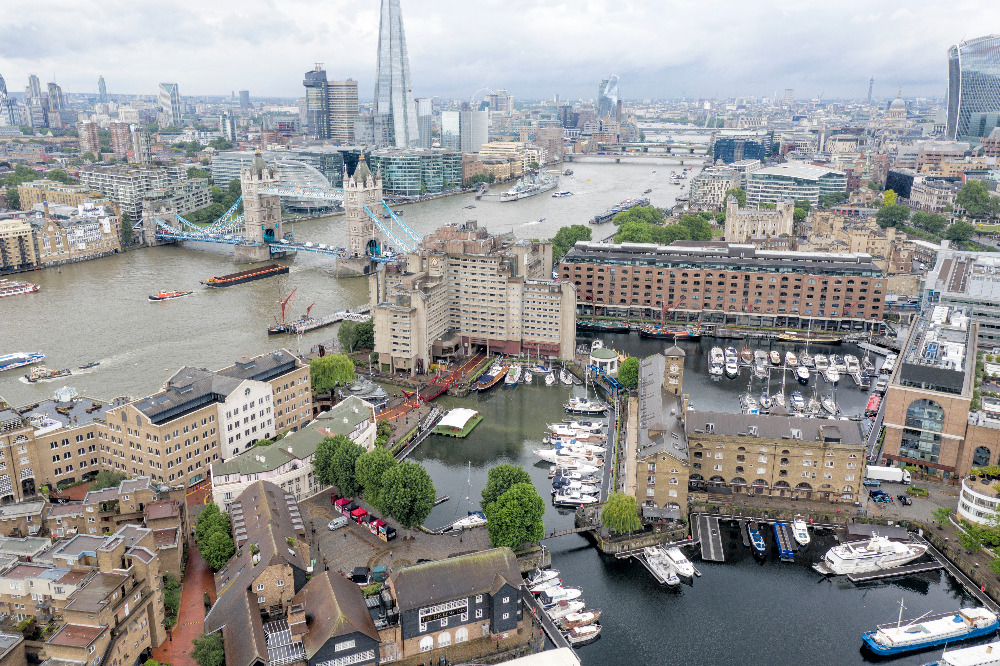 Image for article IGY adds London to global network of superyacht destinations