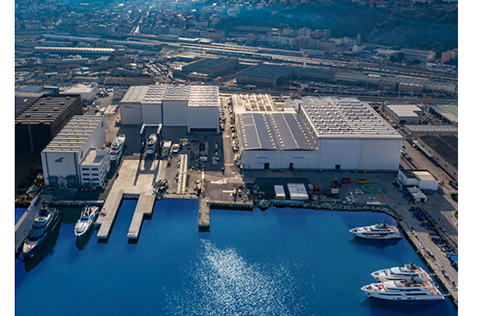 Image for article Ferretti Group builds trigeneration plan in Ancona