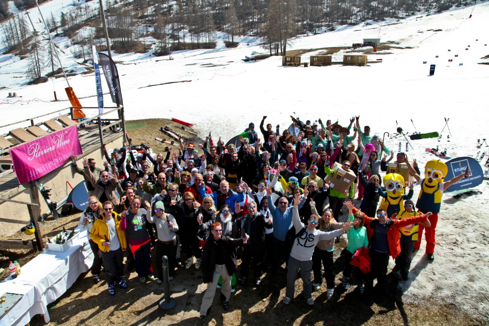 Image for article Countdown to Riviera Yacht Support Snow Bonanza 2020