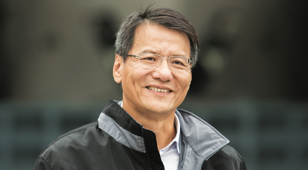 Image for article In conversation with John Lu, Horizon Yachts' CEO