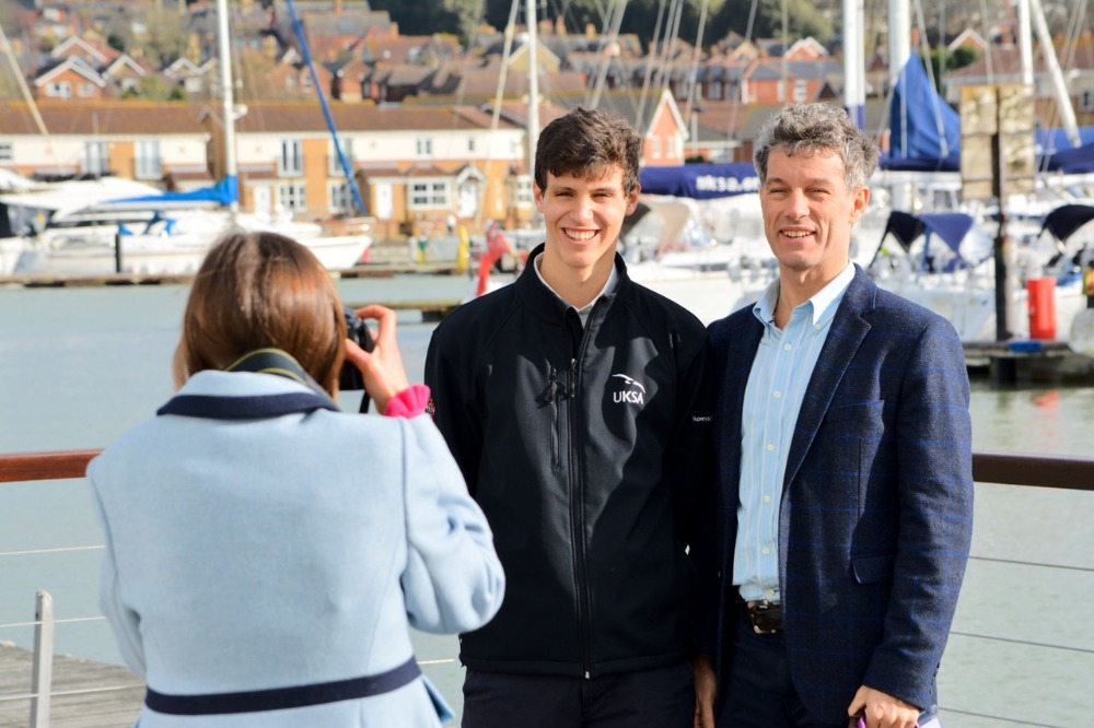Image for article Record number of graduates for UKSA's Superyacht Cadetship