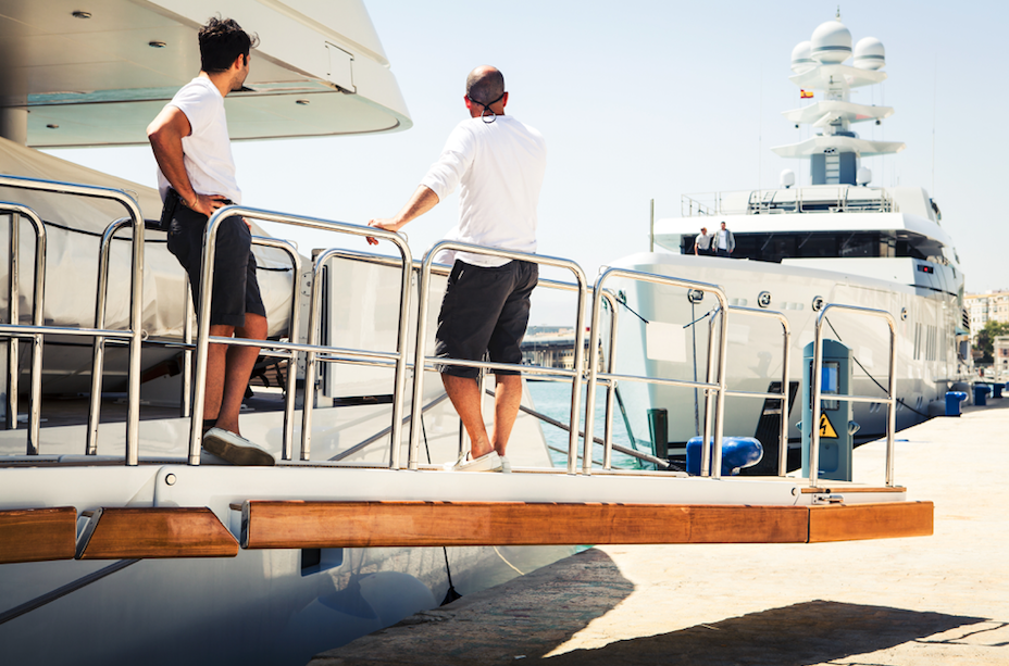 Image for article How can the superyacht industry aid the mental wellbeing of crew?