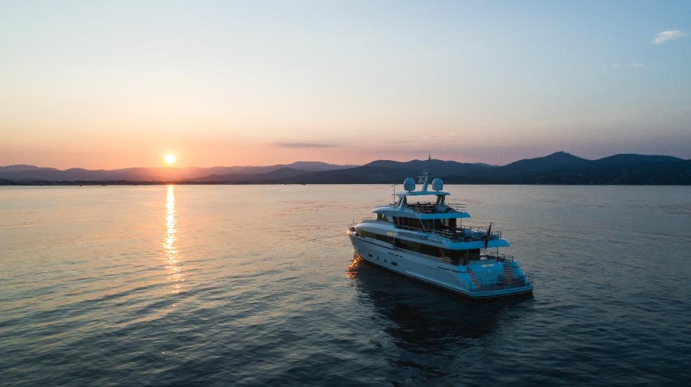 Image for article Shipyard status update: Moonen Yachts