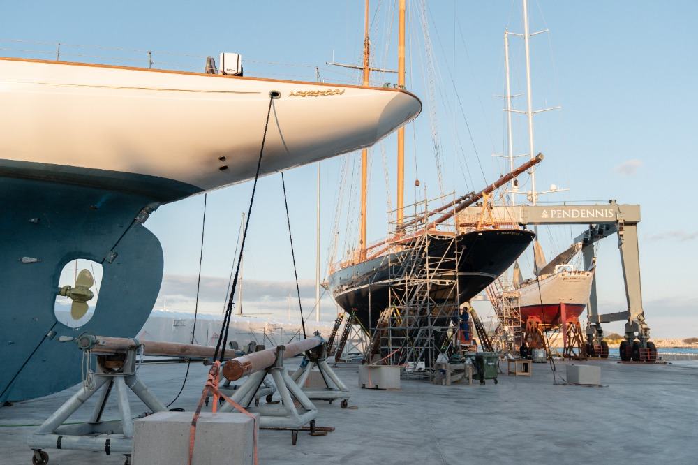 Image for article Pendennis Vilanova completes successful first season