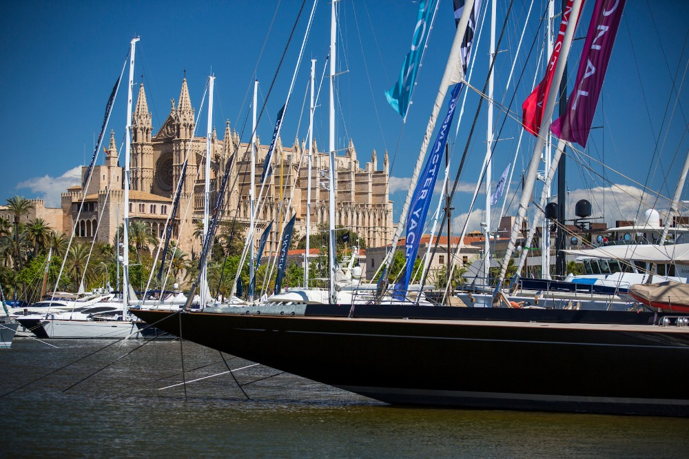 Image for article Palma Superyacht Show 2020 cancelled