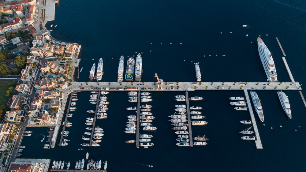 Image for article Porto Montenegro maintains its focus on the future