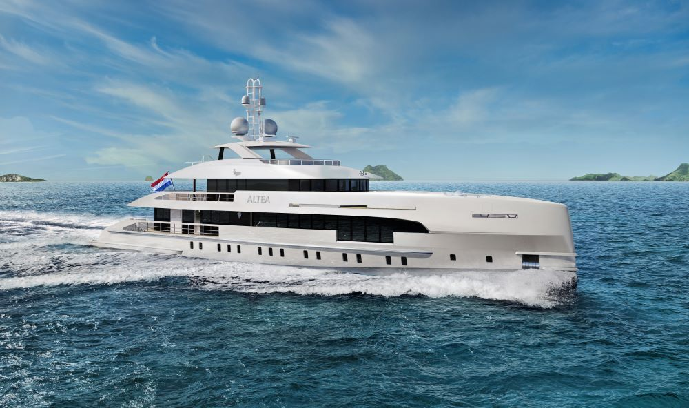 Image for article Heesen introduces Project Altea