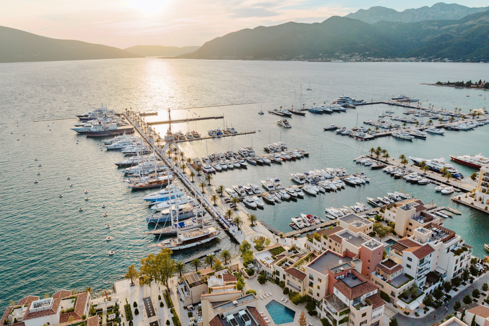Image for article SuperyachtNews COVID-19 Advisory – arriving in Porto Montenegro