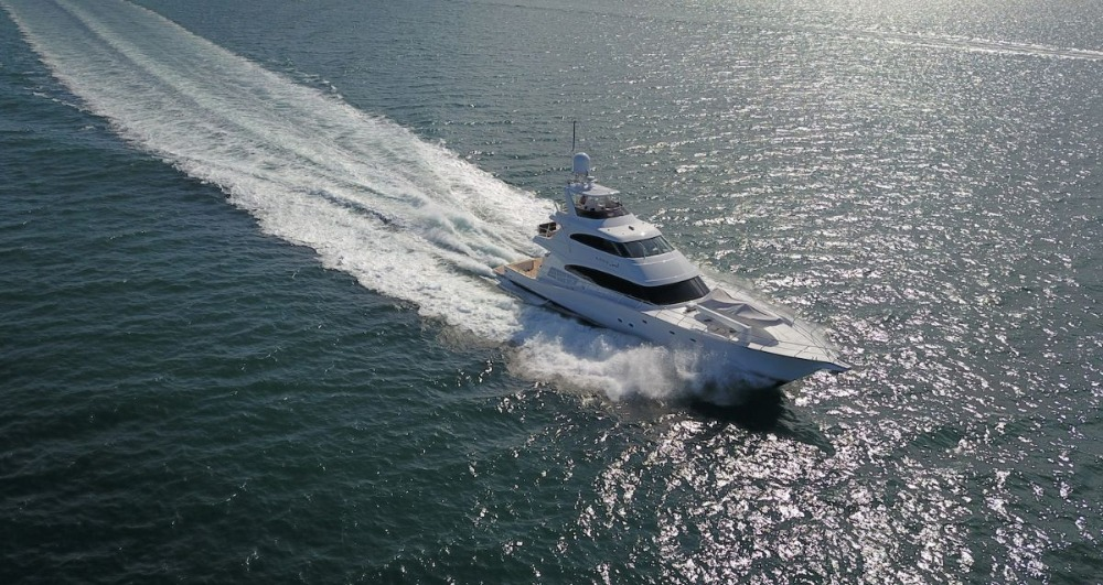 Image for article Yachting Developments delivers 34m 'Al Duhail'
