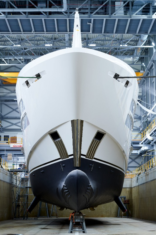 Image for article Heesen Yachts launches YN 19055 Project Castor