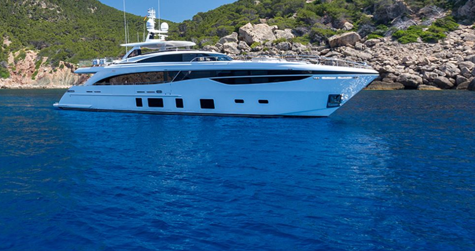Image for article Princess Yachts outperforming initial predictions