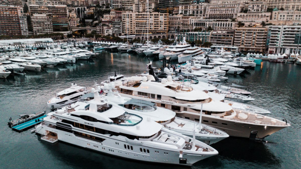 Image for article Monaco Yacht Show, SYBAss and LYBrA in numbers