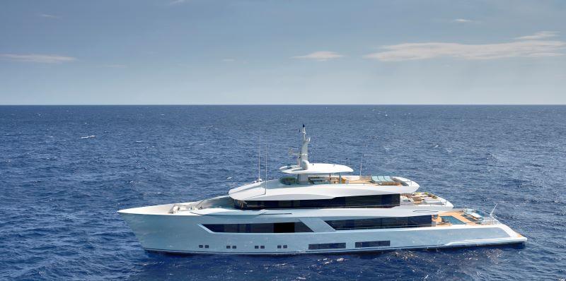 Image for article Lürssen reveals more details on its 55m project