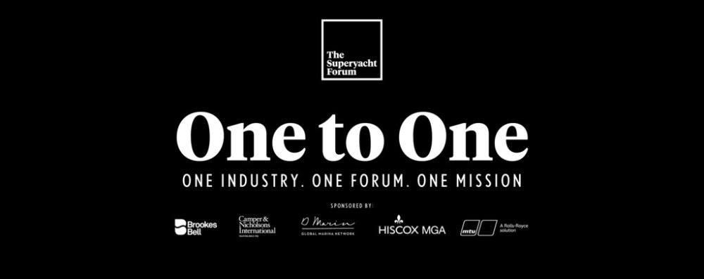 Image for article The Superyacht Forum - One to One