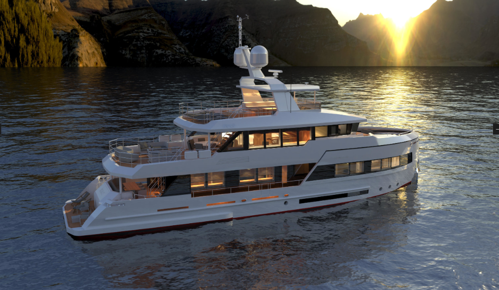 Image for article Brazilian shipyard INACE launches new superyacht division