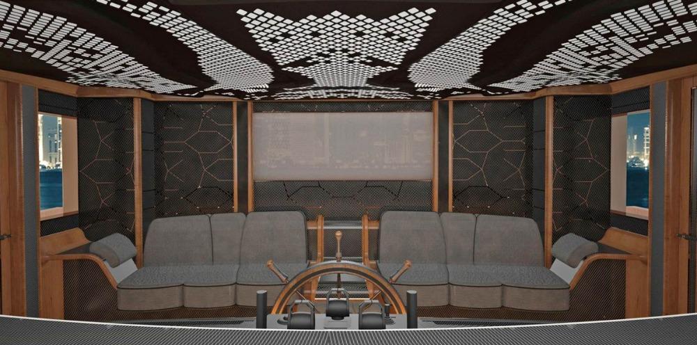 Image for article Multiplex produces full-carbon bridge