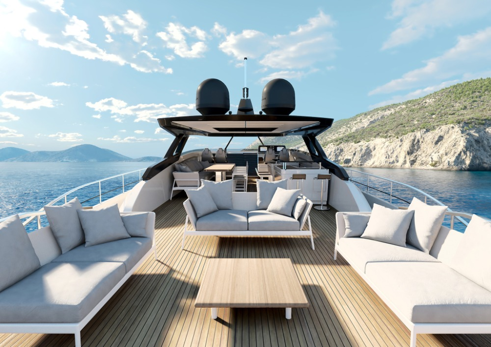 Image for article Ferretti Yachts reveals new flagship superyacht