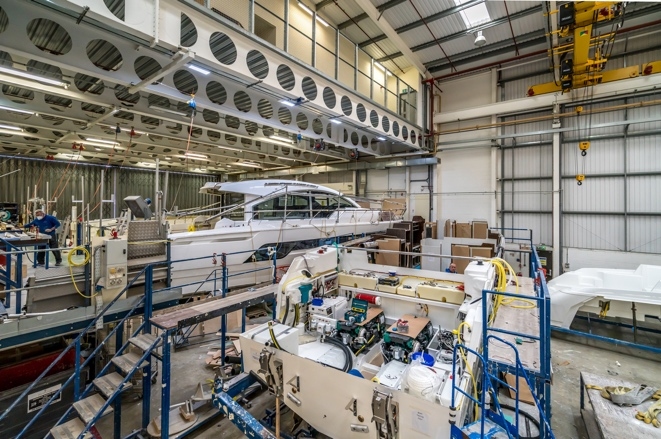 Image for article RiverRock acquires a majority stake in Fairline Yachts