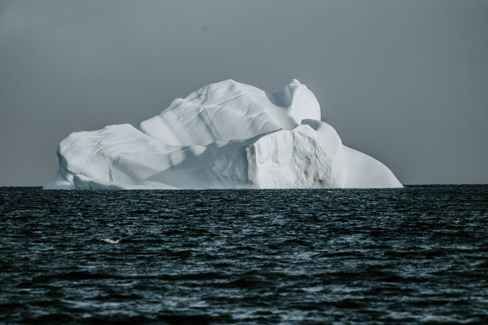 Image for article Our 'green agenda' is just the tip of the iceberg