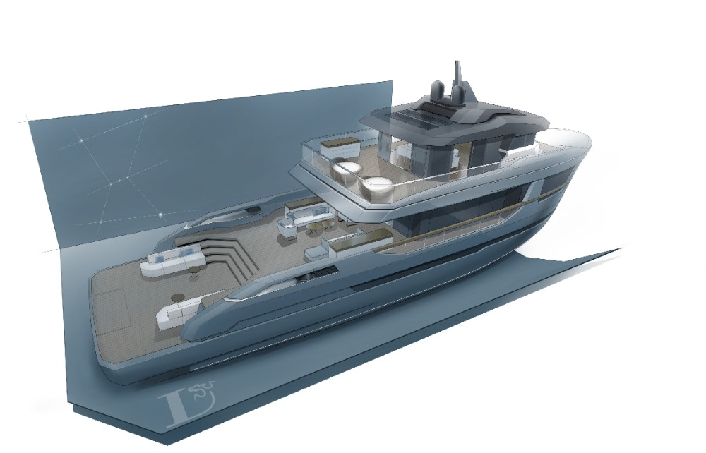 Image for article LYNX YACHTS reveals latest model