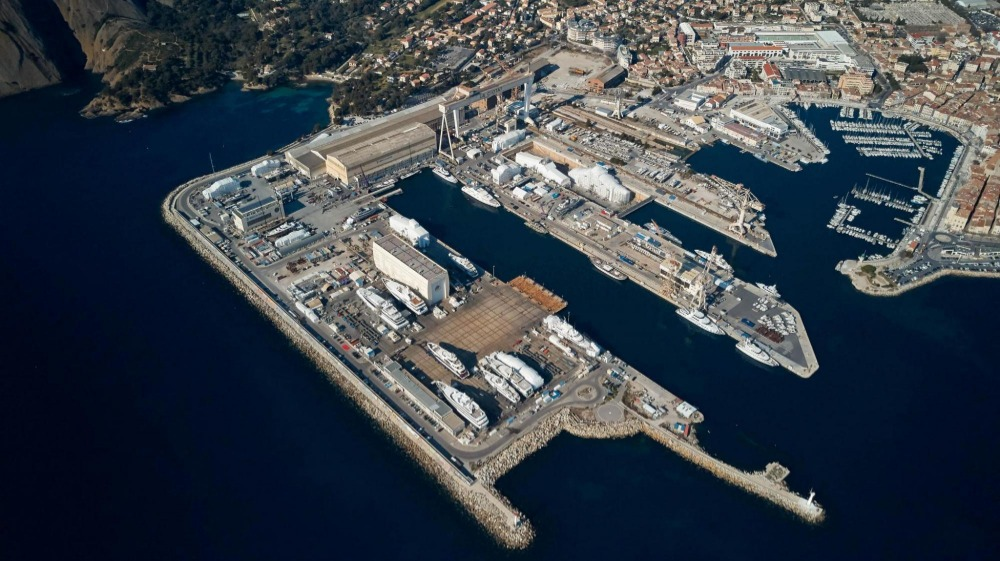 Image for article La Ciotat Shipyards announces cuts in public prices