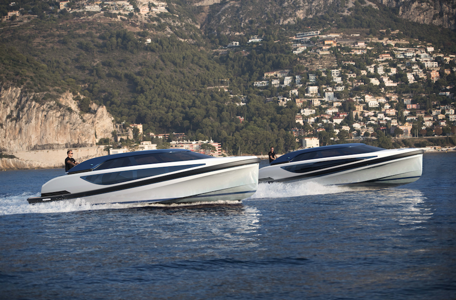 Image for article The future of the superyacht tender