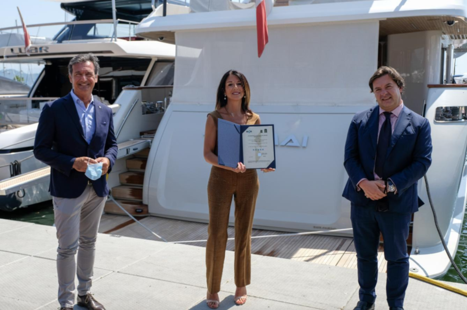 Image for article Porto Mirabello receives 'Luxury' label from 'MaRINA Excellence' scheme