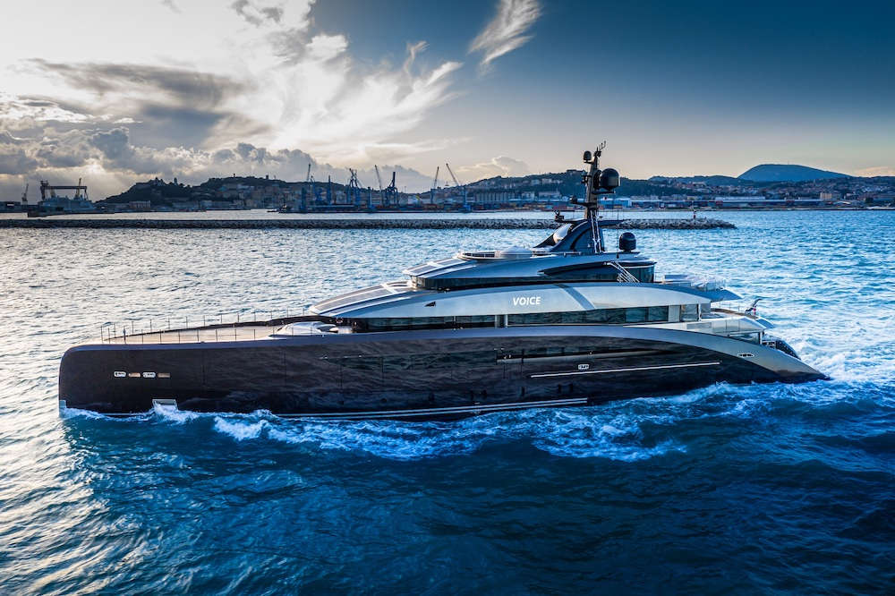 Image for article CRN delivers M/Y 137