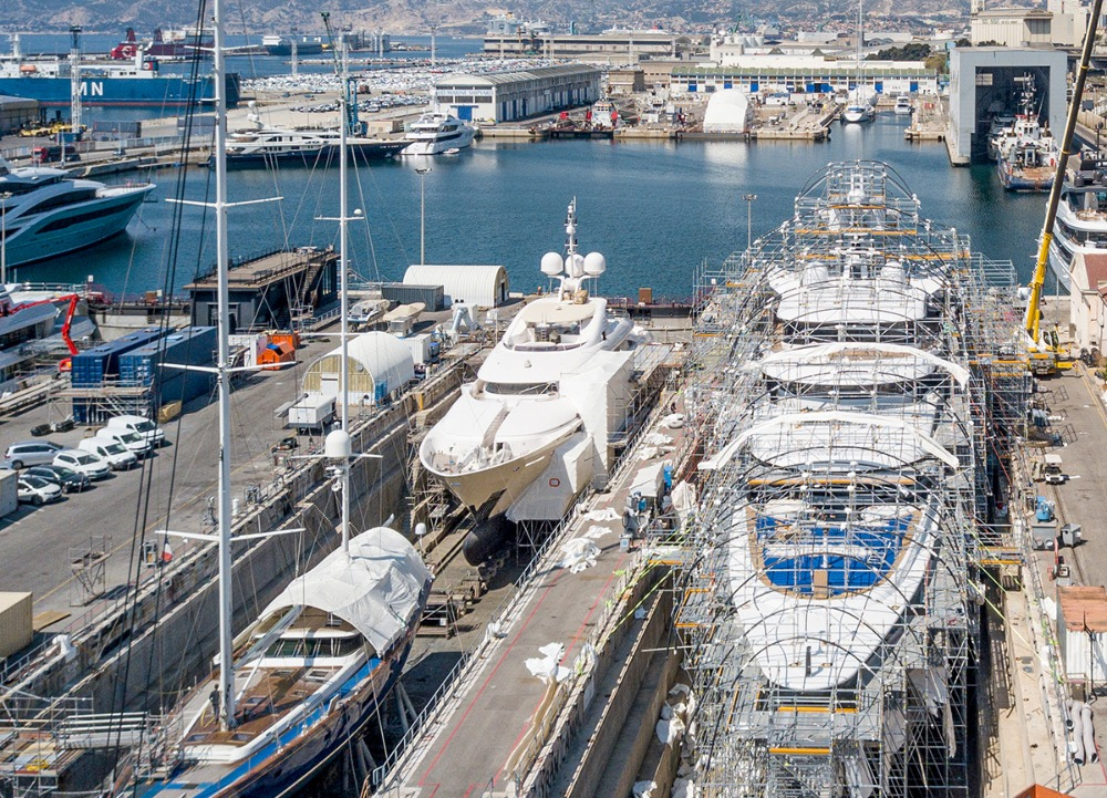 Image for article Palumbo Marseille announces discount package for superyachts