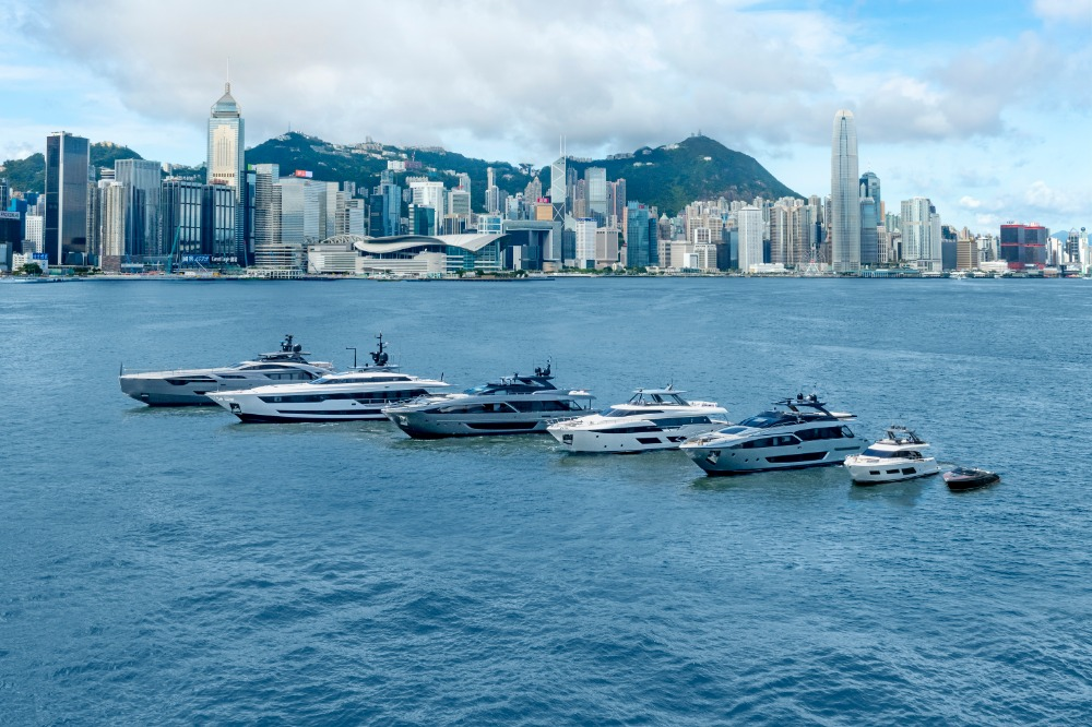 Image for article Ferretti Group Asia Pacific goes from strength to strength