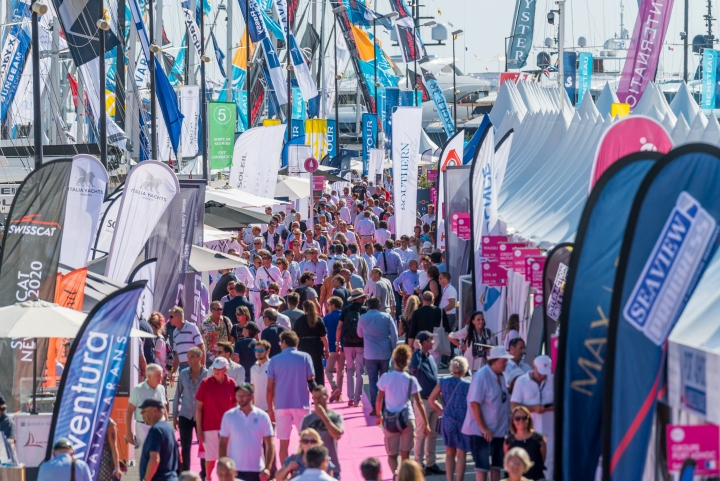Image for article Cannes Yachting Festival applies for dispensation