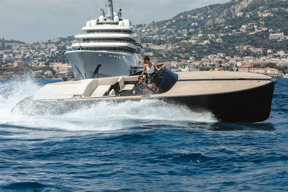 Image for article The evolution of the electric superyacht tender