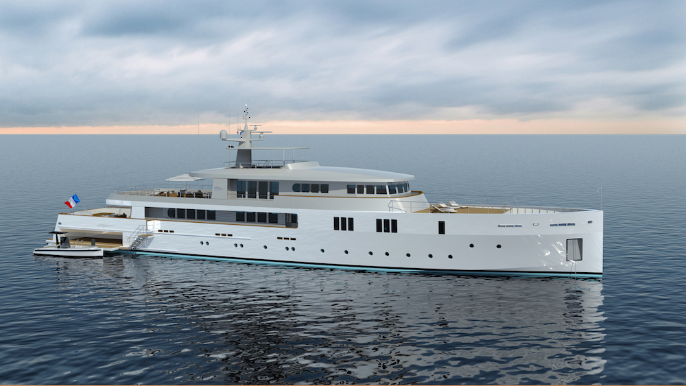 Image for article OCEA Yachts introduces Commuter 50 concept