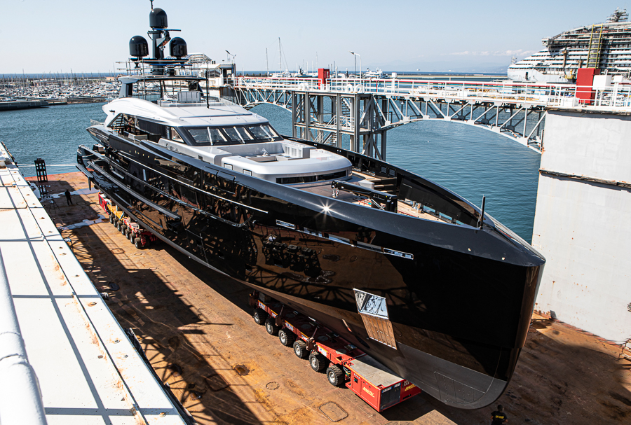 Image for article Tankoa Yachts launches M/Y Olokun