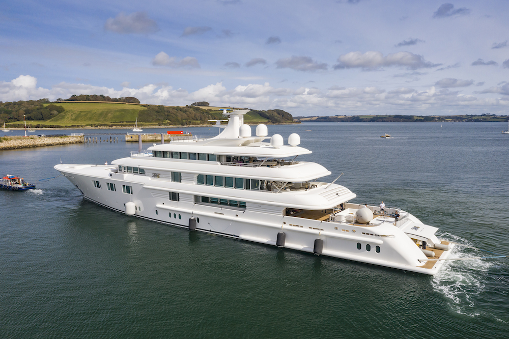 Image for article Pendennis launches Lady E
