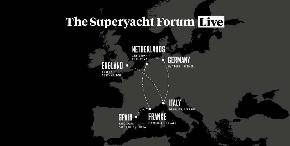 "Image for article The Superyacht Forum ""Live""!"