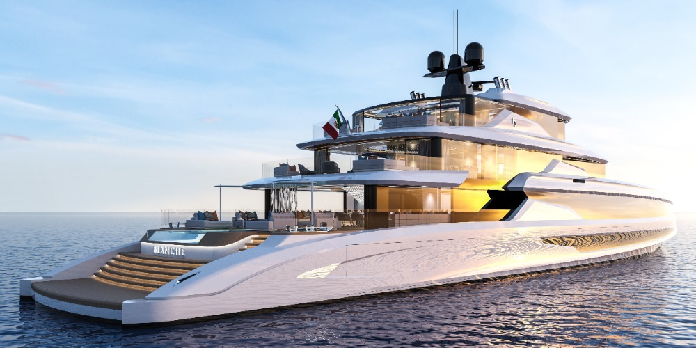 Image for article Fincantieri Yachts gives future owners carte blanche