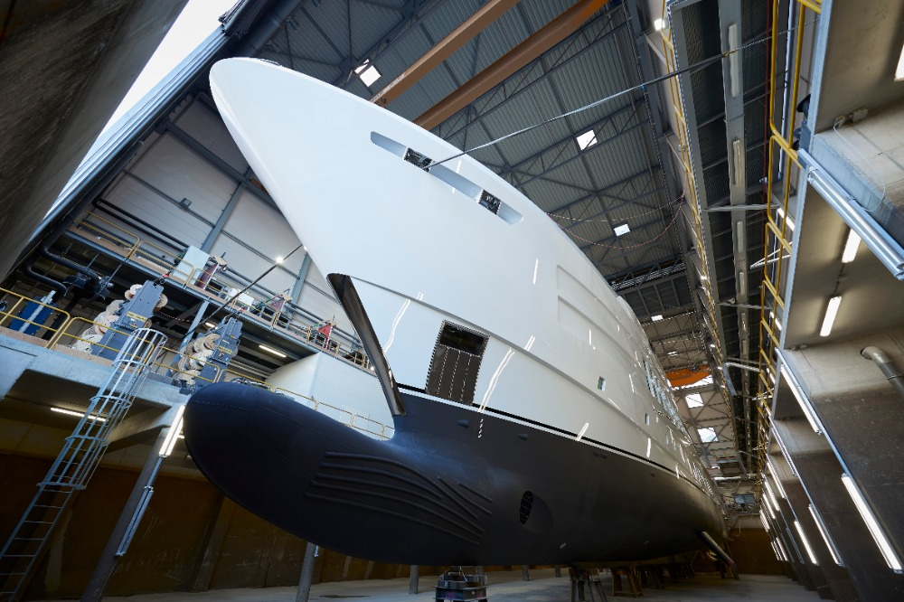 Image for article Heesen launches 55m Project Pollux