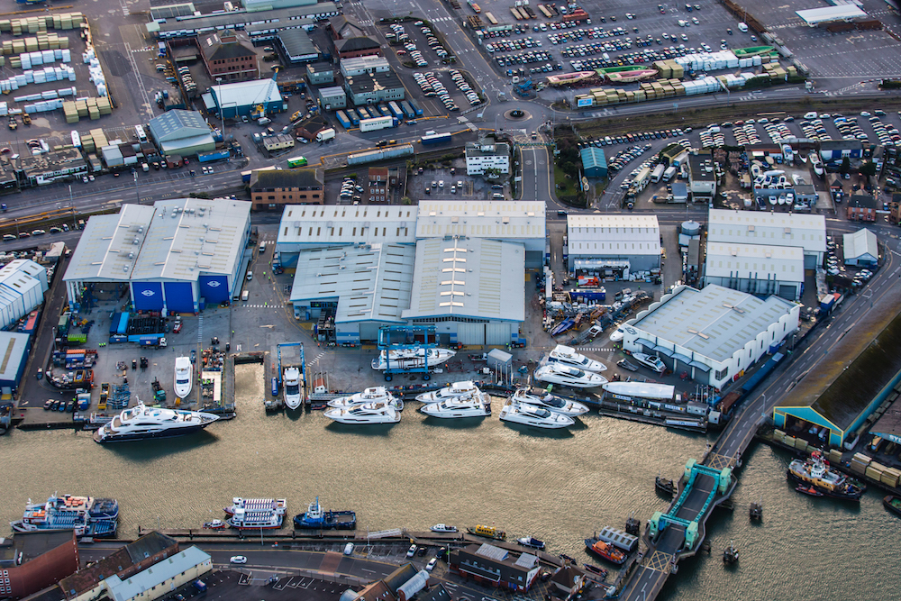 Image for article Sunseeker receives £38m investment in working capital