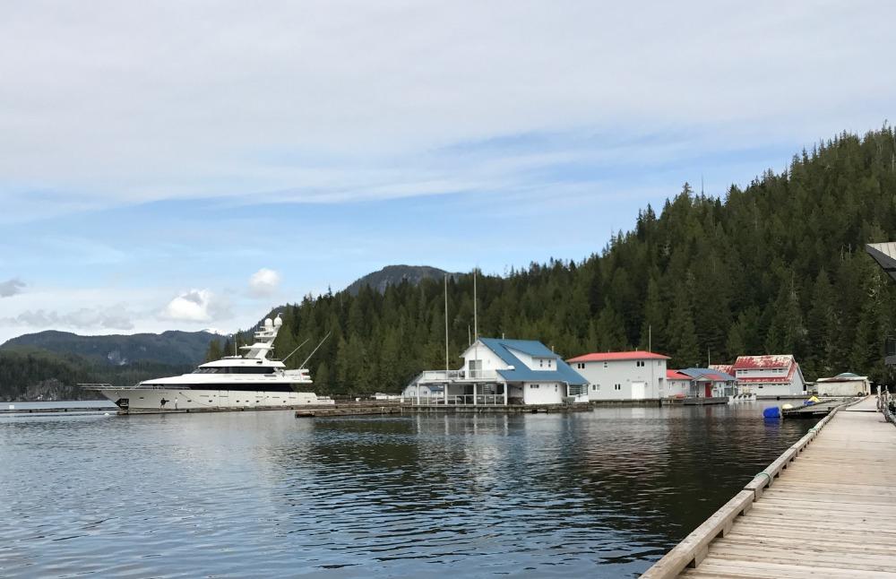 Image for article Cruising British Columbia on M/Y Mea Culpa