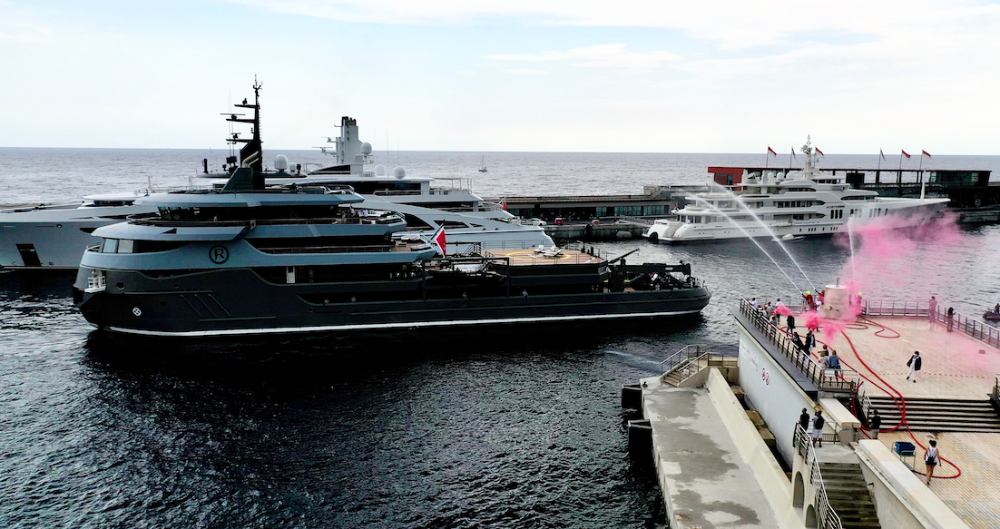 Image for article M/Y Ragnar marks the start of Monaco: Capital of Yachting Experience