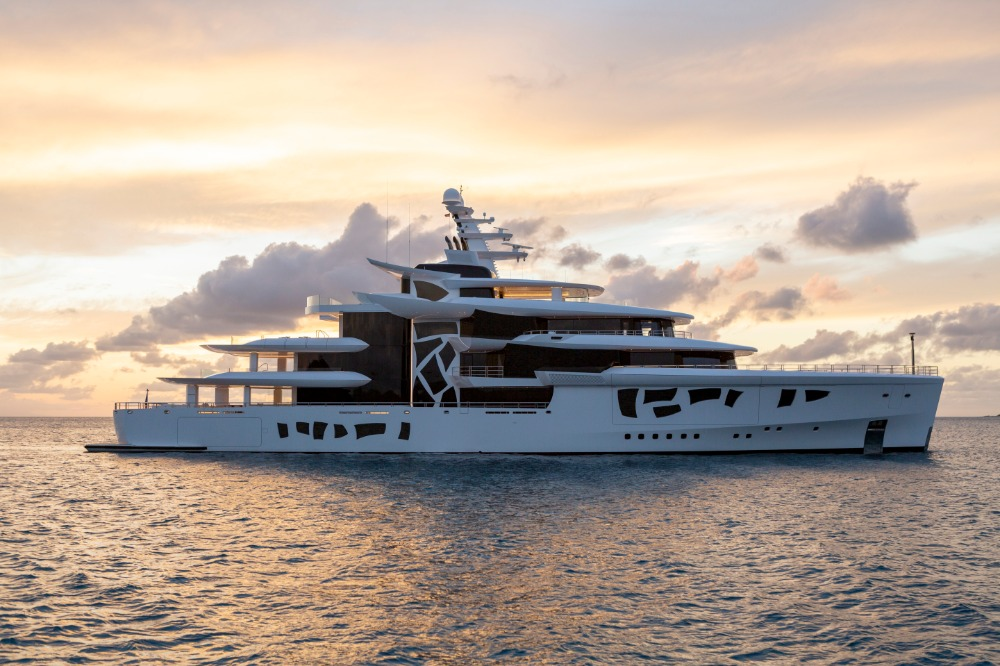 Image for article M/Y Artefact: ushering in a new era of environmental stewardship