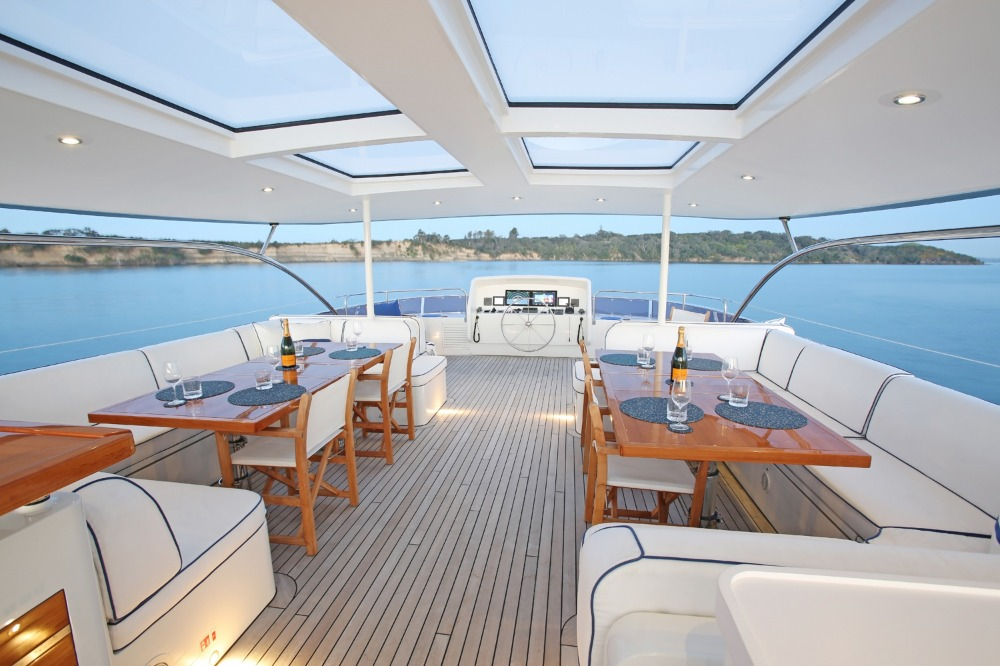 Image for article M/Y Mahalo listed for sale by West Nautical