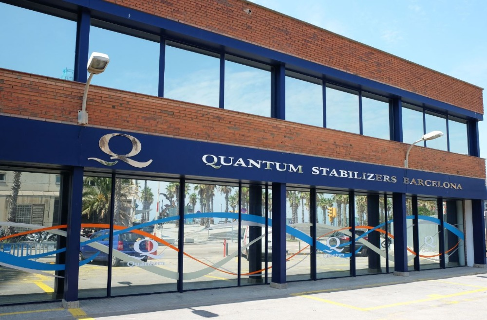 Image for article Quantum Marine Stabilizers opens service centre in MB92 Barcelona