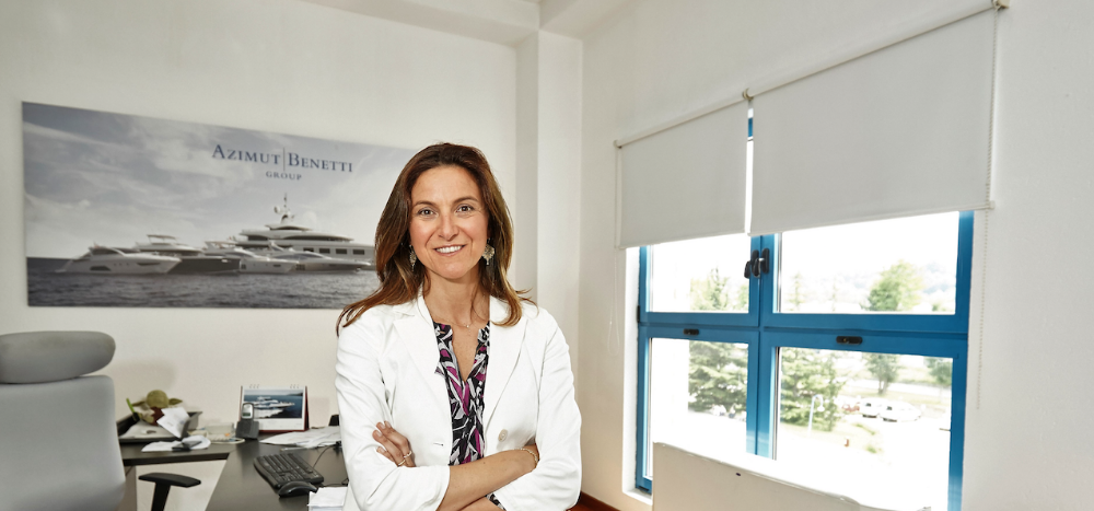 Image for article SYBAss welcomes new board member Giovanna Vitelli