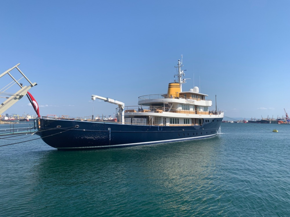 Image for article Critical elements of engineering on board a superyacht